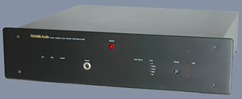 Active Linsestage Preamplifier - Front View