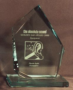 Golden Ear Award - 2000